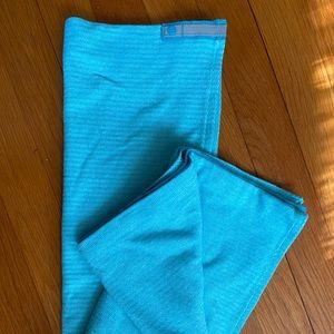 Lululemon Vinyasa scarf, brushed Rulu